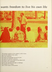 Page 15, 1968 Edition, University of Detroit - Tower Yearbook (Detroit, MI) online yearbook collection