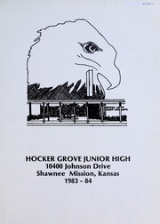 Page 3, 1984 Edition, Hocker Grove Junior High School - Yearbook (Shawnee Mission, KS) online yearbook collection