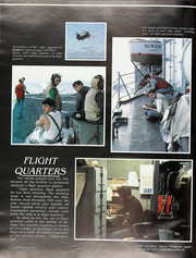 Page 12, 1985 Edition, Bowen (FF 1079) - Naval Cruise Book online yearbook collection