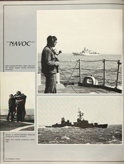 Page 14, 1985 Edition, Bowen (FF 1079) - Naval Cruise Book online yearbook collection