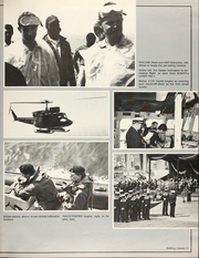Page 15, 1985 Edition, Bowen (FF 1079) - Naval Cruise Book online yearbook collection