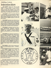 Page 6, 1985 Edition, Bowen (FF 1079) - Naval Cruise Book online yearbook collection