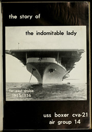 Page 5, 1956 Edition, Boxer (CVA 21) - Naval Cruise Book online yearbook collection