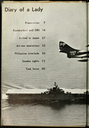 Page 6, 1956 Edition, Boxer (CVA 21) - Naval Cruise Book online yearbook collection