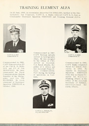 Page 8, 1969 Edition, Arnold J Isbell (DD 869) - Naval Cruise Book online yearbook collection