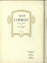 Page 6, 1928 Edition, University of Nebraska Kearney - Blue and Gold Yearbook (Kearney, NE) online yearbook collection