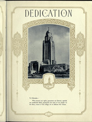 Page 9, 1928 Edition, University of Nebraska Kearney - Blue and Gold Yearbook (Kearney, NE) online yearbook collection