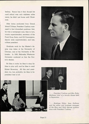 Page 17, 1940 Edition, University of Nebraska Kearney - Blue and Gold Yearbook (Kearney, NE) online yearbook collection