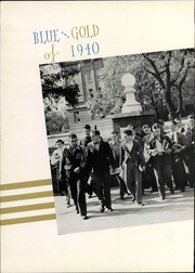 Page 6, 1940 Edition, University of Nebraska Kearney - Blue and Gold Yearbook (Kearney, NE) online yearbook collection