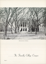 Page 10, 1953 Edition, University of Nebraska Kearney - Blue and Gold Yearbook (Kearney, NE) online yearbook collection