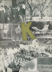 Page 5, 1953 Edition, University of Nebraska Kearney - Blue and Gold Yearbook (Kearney, NE) online yearbook collection