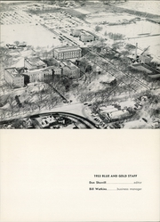 Page 7, 1953 Edition, University of Nebraska Kearney - Blue and Gold Yearbook (Kearney, NE) online yearbook collection