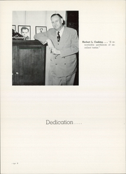Page 8, 1953 Edition, University of Nebraska Kearney - Blue and Gold Yearbook (Kearney, NE) online yearbook collection
