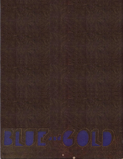 University of Nebraska Kearney - Blue and Gold Yearbook (Kearney, NE) online yearbook collection, 1955 Edition, Page 1