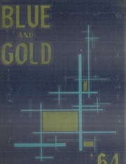 University of Nebraska Kearney - Blue and Gold Yearbook (Kearney, NE) online yearbook collection, 1964 Edition, Page 1