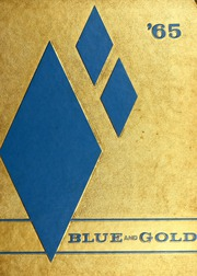 University of Nebraska Kearney - Blue and Gold Yearbook (Kearney, NE) online yearbook collection, 1965 Edition, Page 1