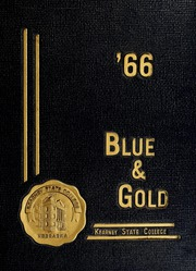University of Nebraska Kearney - Blue and Gold Yearbook (Kearney, NE) online yearbook collection, 1966 Edition, Page 1
