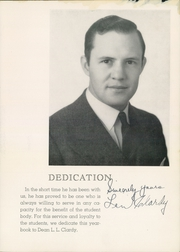 Page 9, 1942 Edition, John Tarleton College - Grassburr Yearbook (Stephenville, TX) online yearbook collection