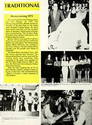 Page 10, 1974 Edition, John Tarleton College - Grassburr Yearbook (Stephenville, TX) online yearbook collection