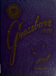 1980 Edition, John Tarleton College - Grassburr Yearbook (Stephenville, TX)