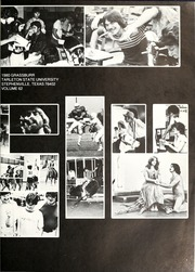 Page 5, 1980 Edition, John Tarleton College - Grassburr Yearbook (Stephenville, TX) online yearbook collection