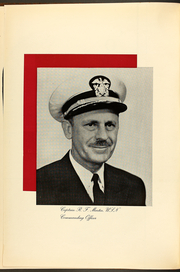 Page 12, 1954 Edition, Bremerton (CA 130) - Naval Cruise Book online yearbook collection