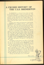 Page 9, 1954 Edition, Bremerton (CA 130) - Naval Cruise Book online yearbook collection