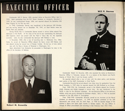 Page 12, 1957 Edition, Bremerton (CA 130) - Naval Cruise Book online yearbook collection