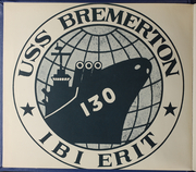Page 4, 1958 Edition, Bremerton (CA 130) - Naval Cruise Book online yearbook collection