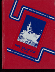 Page 1, 1982 Edition, Brewton (FF 1086) - Naval Cruise Book online yearbook collection