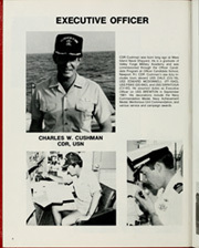 Page 12, 1982 Edition, Brewton (FF 1086) - Naval Cruise Book online yearbook collection