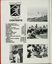 Page 6, 1982 Edition, Brewton (FF 1086) - Naval Cruise Book online yearbook collection
