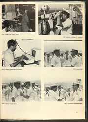 Page 13, 1987 Edition, Brewton (FF 1086) - Naval Cruise Book online yearbook collection