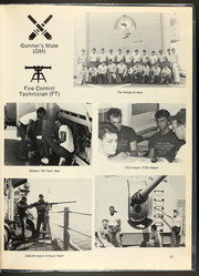 Page 17, 1987 Edition, Brewton (FF 1086) - Naval Cruise Book online yearbook collection
