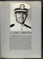 Page 7, 1987 Edition, Brewton (FF 1086) - Naval Cruise Book online yearbook collection