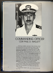 Page 8, 1987 Edition, Brewton (FF 1086) - Naval Cruise Book online yearbook collection