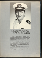 Page 9, 1987 Edition, Brewton (FF 1086) - Naval Cruise Book online yearbook collection