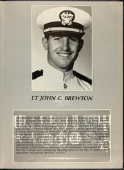 Page 7, 1988 Edition, Brewton (FF 1086) - Naval Cruise Book online yearbook collection