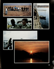 Page 15, 1988 Edition, Briscoe (DD 977) - Naval Cruise Book online yearbook collection
