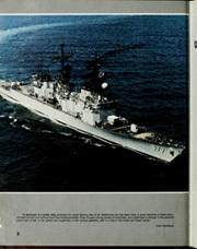 Page 6, 1988 Edition, Briscoe (DD 977) - Naval Cruise Book online yearbook collection