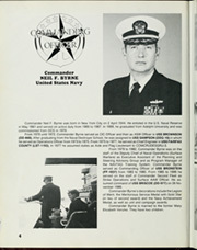 Page 8, 1988 Edition, Briscoe (DD 977) - Naval Cruise Book online yearbook collection