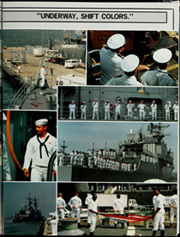 Page 11, 1993 Edition, Briscoe (DD 977) - Naval Cruise Book online yearbook collection