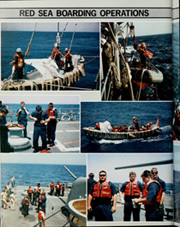 Page 16, 1993 Edition, Briscoe (DD 977) - Naval Cruise Book online yearbook collection