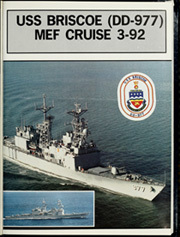 Page 5, 1993 Edition, Briscoe (DD 977) - Naval Cruise Book online yearbook collection