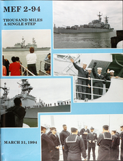 Page 11, 1994 Edition, Briscoe (DD 977) - Naval Cruise Book online yearbook collection