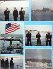 Page 12, 1994 Edition, Briscoe (DD 977) - Naval Cruise Book online yearbook collection