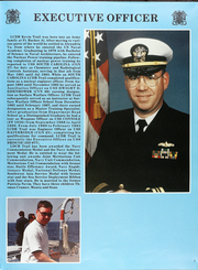 Page 7, 1994 Edition, Briscoe (DD 977) - Naval Cruise Book online yearbook collection