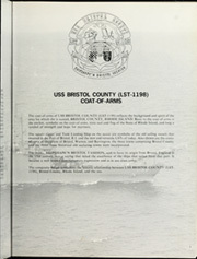 Page 7, 1991 Edition, Bristol County (LST 1198) - Naval Cruise Book online yearbook collection