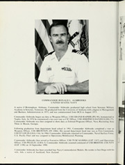 Page 8, 1991 Edition, Bristol County (LST 1198) - Naval Cruise Book online yearbook collection