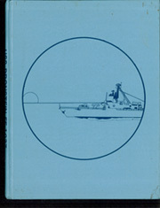 1980 Edition, Bronstein (FF 1037) - Naval Cruise Book